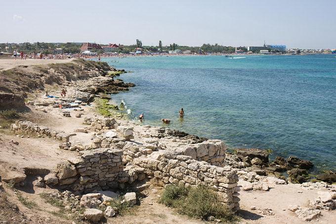 Черноморское, Крым