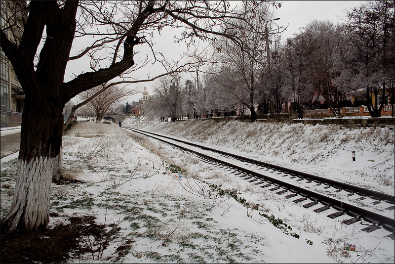 Феодосия, январь 2007