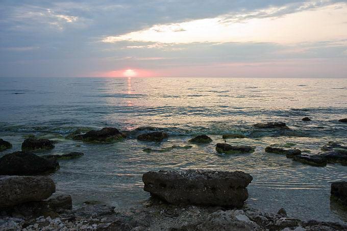 Межводное, Крым